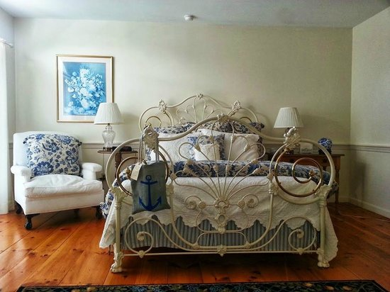 Hartwell House Inn: Dolley Madison Rm