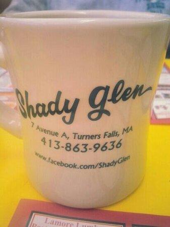 Shady Glen: good coffee