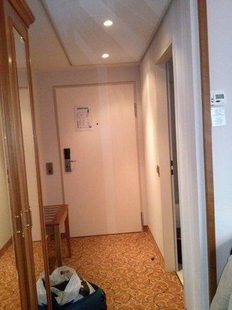 Leonardo Royal Hotel Baden-Baden: entré