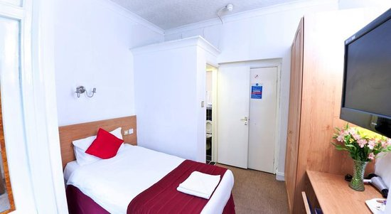 Whiteleaf Hotel: SINGLE ENSUITE ROOM