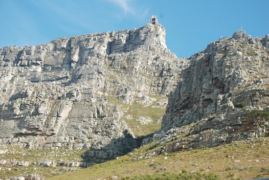 Atlantic House: View of Table Mountain