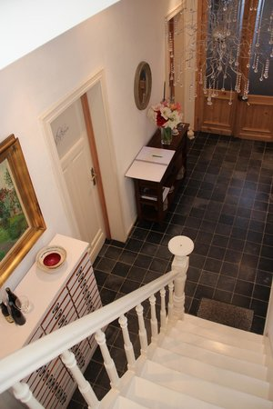 Ter Brugge Bed and Breakfast: Eingangsbereich