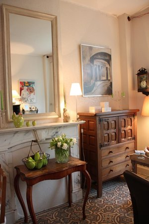 Ter Brugge Bed and Breakfast: Flur