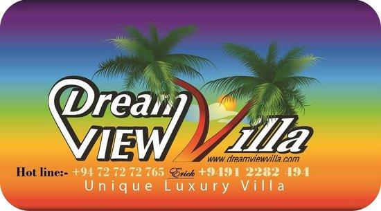 Dream View Villa: Hotel LOGO