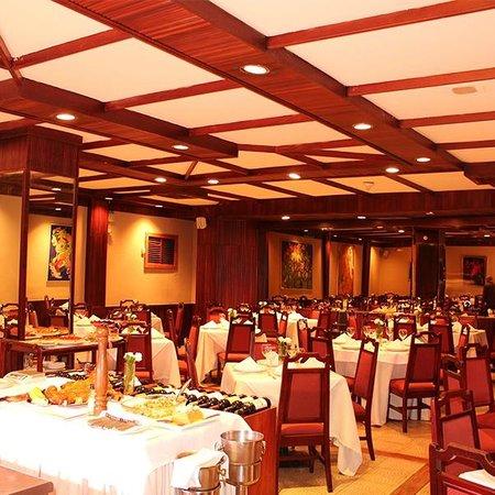 Restaurante Cantabrico: Panoramica
