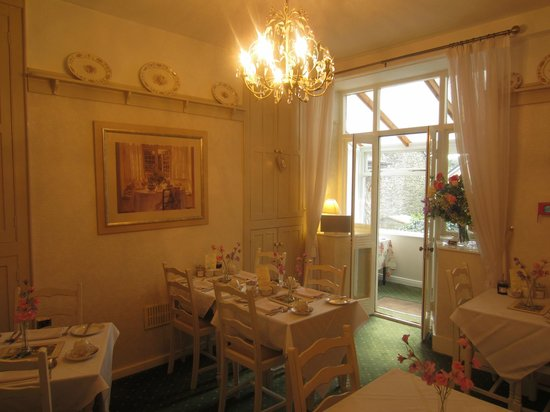 Wordsworths Guest House: DINING ROOM