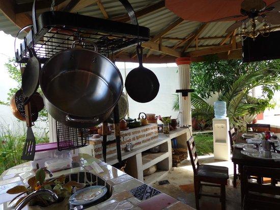Piscina photo de hotel boutique posada las iguanas tela - Hotel las gaunas en logrono ...