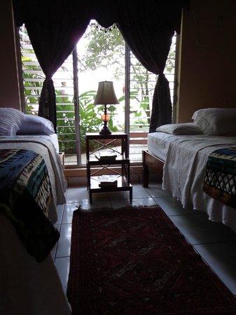Hotel Boutique Posada Las Iguanas : habitacion