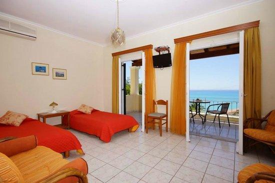Alexandra Natalia Aparthotel: Type B view to the sea