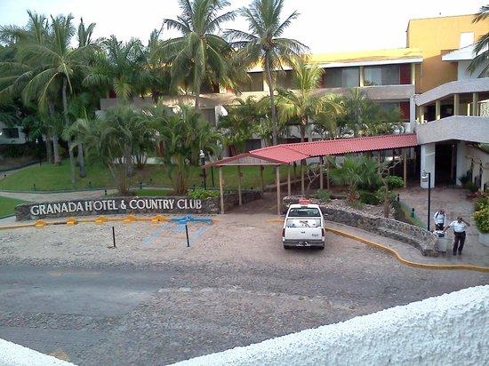 El Cid Castilla Beach Hotel: sin