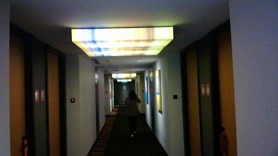 อลอฟต์ กัวลาลัมเปอร์ เซนทรัล: Hotel Lobby