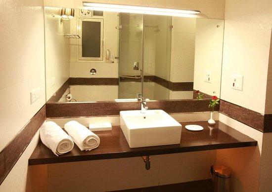 Dreamz Residency: BATHROOM