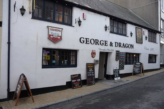 The George and Dragon: Nice,Cozy,Old Worlde Pub.