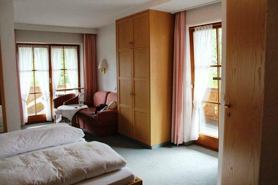 Hotel Filser: la nostra camera