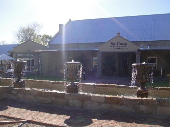 Surval Boutique Olive Estate : entrance