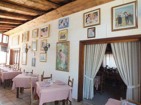 Arredamento seconda sala foto di ristorante pizzeria il for Arredamento sala ristorante