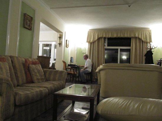 Seawold Guest House: Seawold Lounge