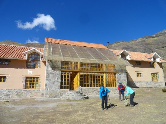 Andean Lodges: Typical Lodge