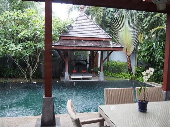 The Bell Pool Villa Resort Phuket : Outdoor area