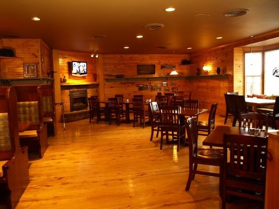 Brothers 2 Restaurant: The cabin...