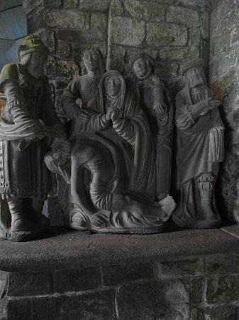 Chapelle Notre-Dame-de-Bonne-Nouvelle : Particolare