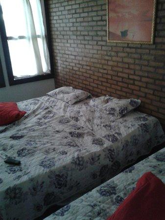 Sudoeste Inn: quarto