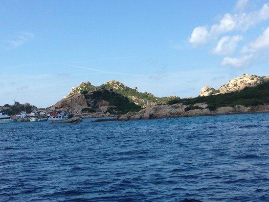 Cugnana Portorotondo : il mare sardo