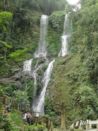 Sabang: tamaraw falls