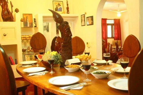 Dream View Villa: Best FOODS