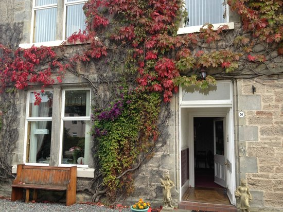 Park Guest House: a place to put your walking boots on