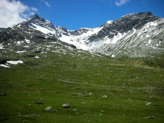 Bernina Pass: passo del bernina