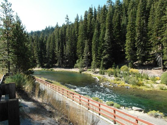 The Village At Squaw Valley: Truckee River