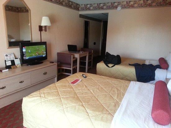 Ramada Murfreesboro: Bedroom