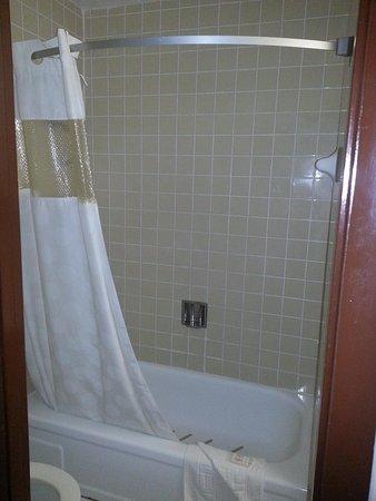 Ramada Murfreesboro: Shower