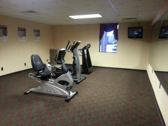 Ramada Murfreesboro: Gym