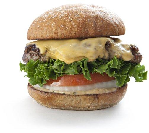 Burger Lounge : California Grass-Fed