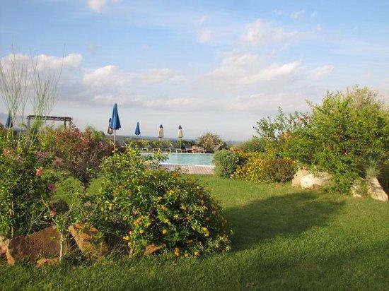 Borgo Alto Country Hotel: la piscine