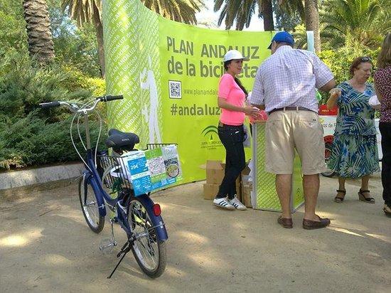 Centerbici: Plan andaluz de la bicicleta