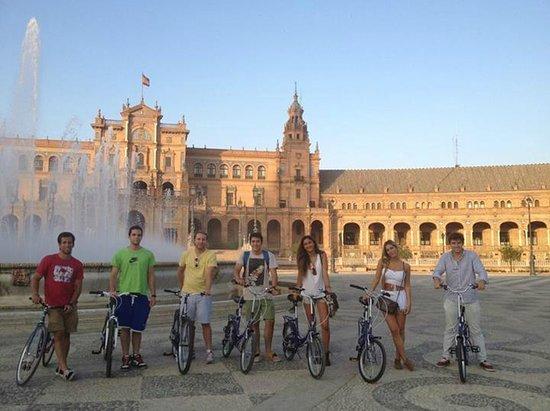 Centerbici: Plaza de España
