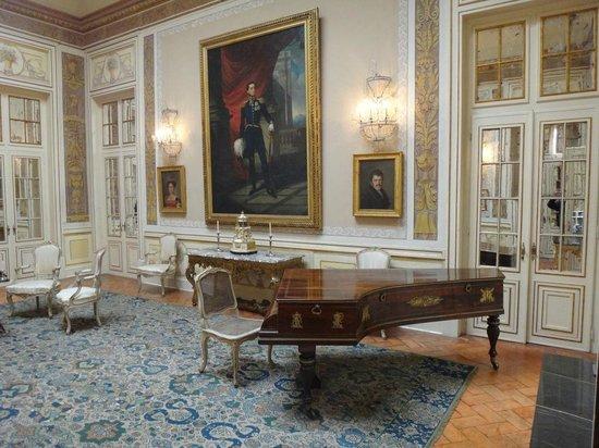 National Palace of Queluz: Sala de música
