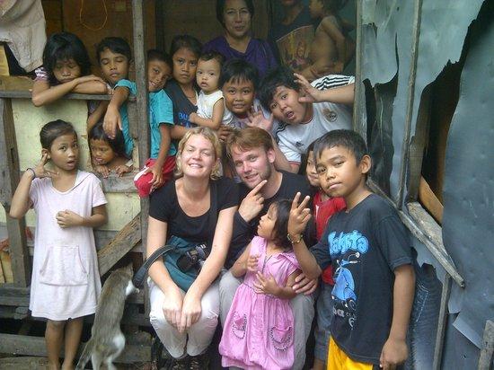 Jakarta Hidden Tours: a big family