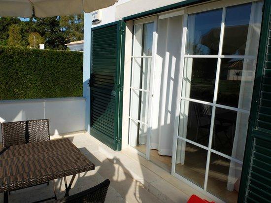 Vila Bicuda Resort : Терраса