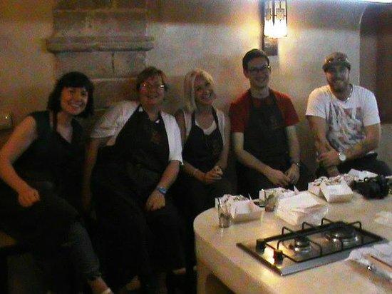L'Atelier Madada : Notre groupe!