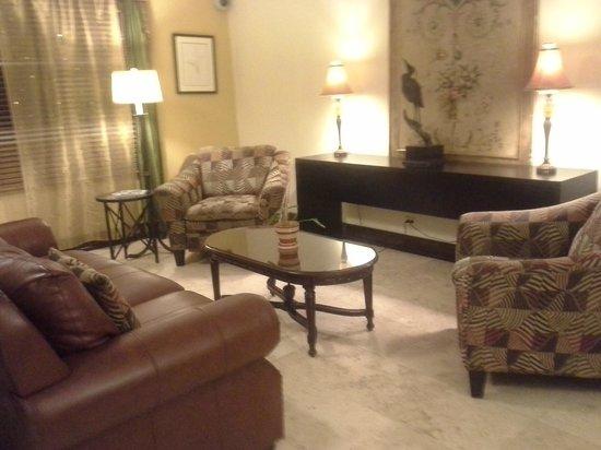 Hotel Miramar : First flooor common area