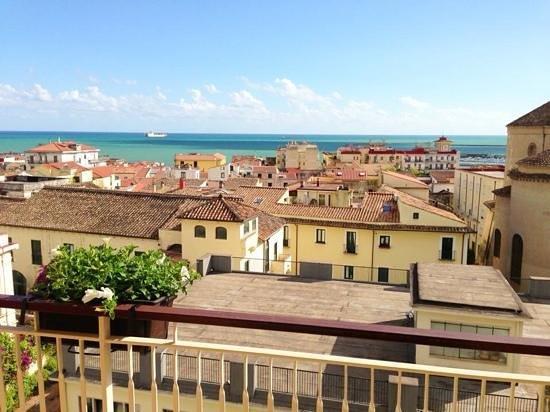 B&B Ai Bastioni: View from the balcony!