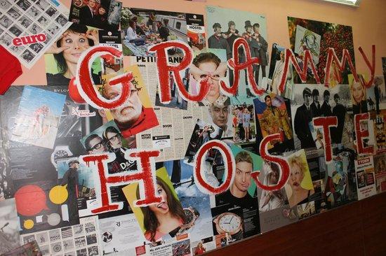 Grammy Hostel : Miss U Grammy :)