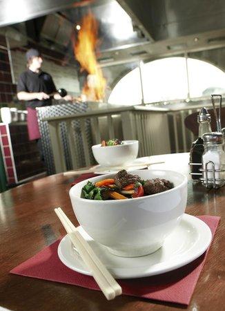 Temujin: Healthy Stir fry