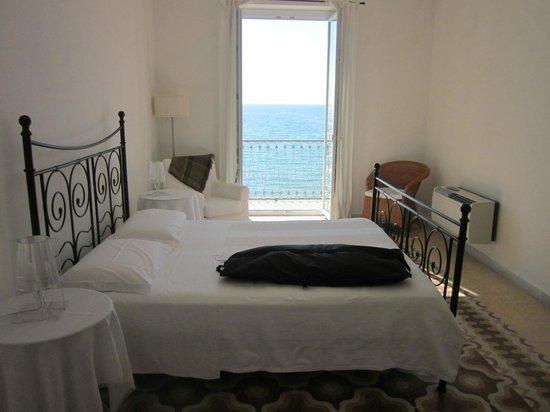 Residenza d'Epoca 1861: The bedroom