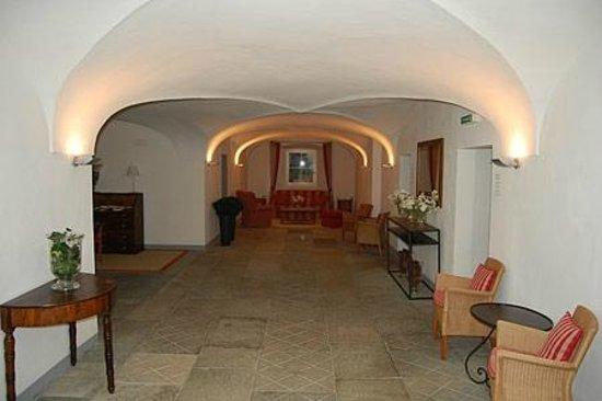 Hotel Bodenhaus: Flur