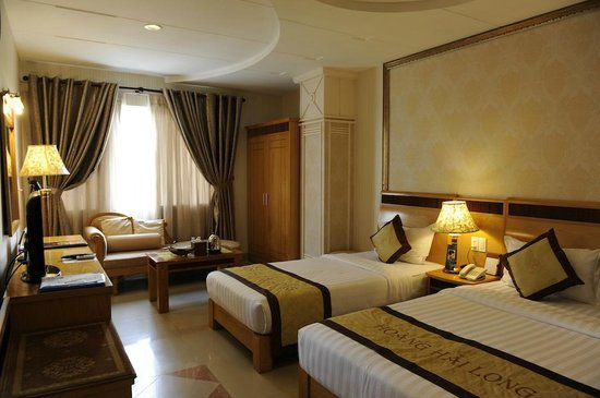 Alagon Central Hotel & Spa : 2nd floor room with window